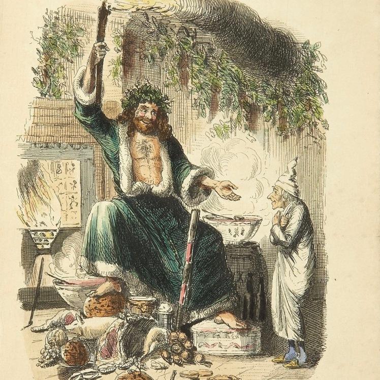 Scrooges_third_visitor-John_Leech,1843 (2)