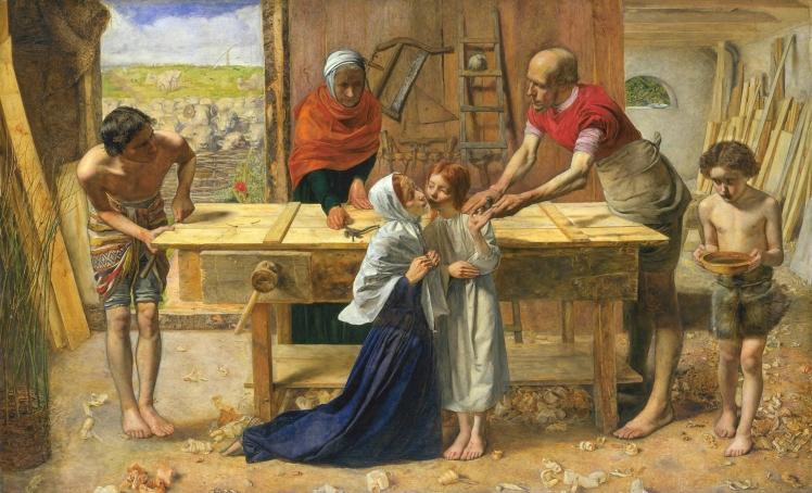 John_Everett_Millais_-_Christ_in_the_House_of_His_Parents_(`The_Carpenter's_Shop')_-_Google_Art_Project
