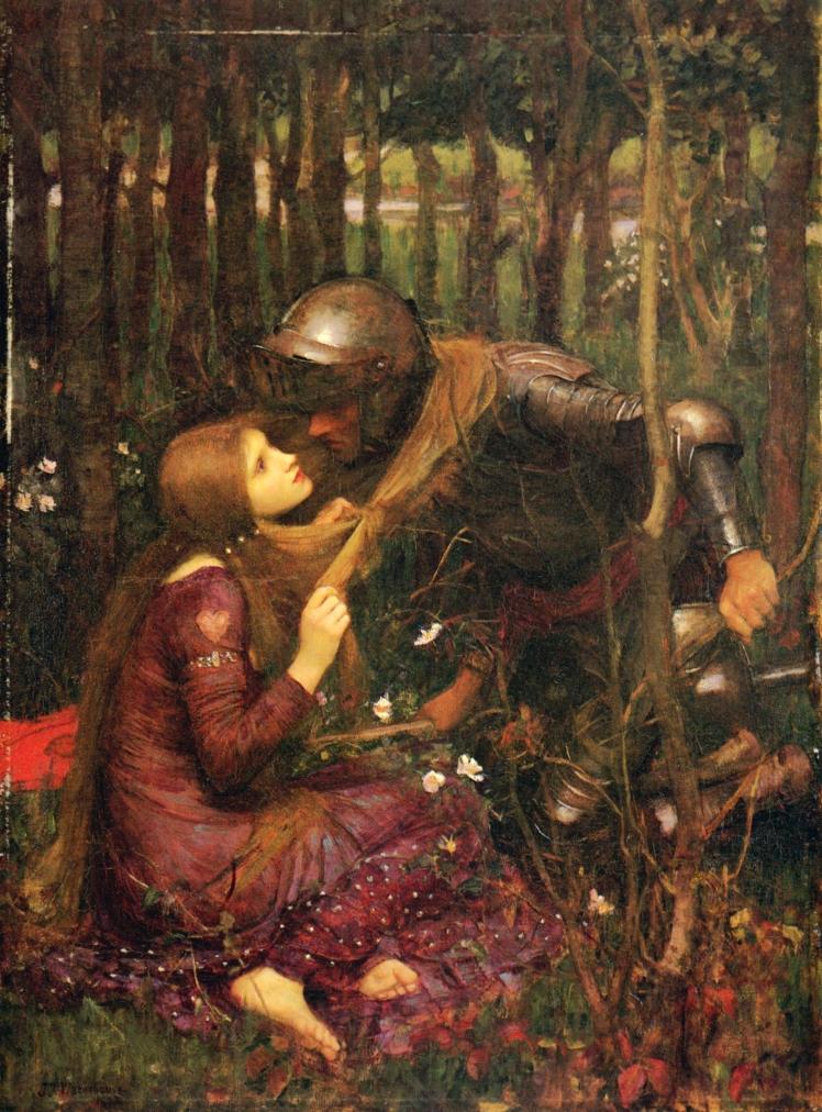 John_William_Waterhouse_-_La_Belle_Dame_sans_Merci_(1893)