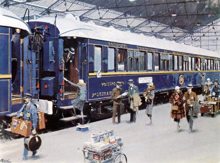 TrainBleu